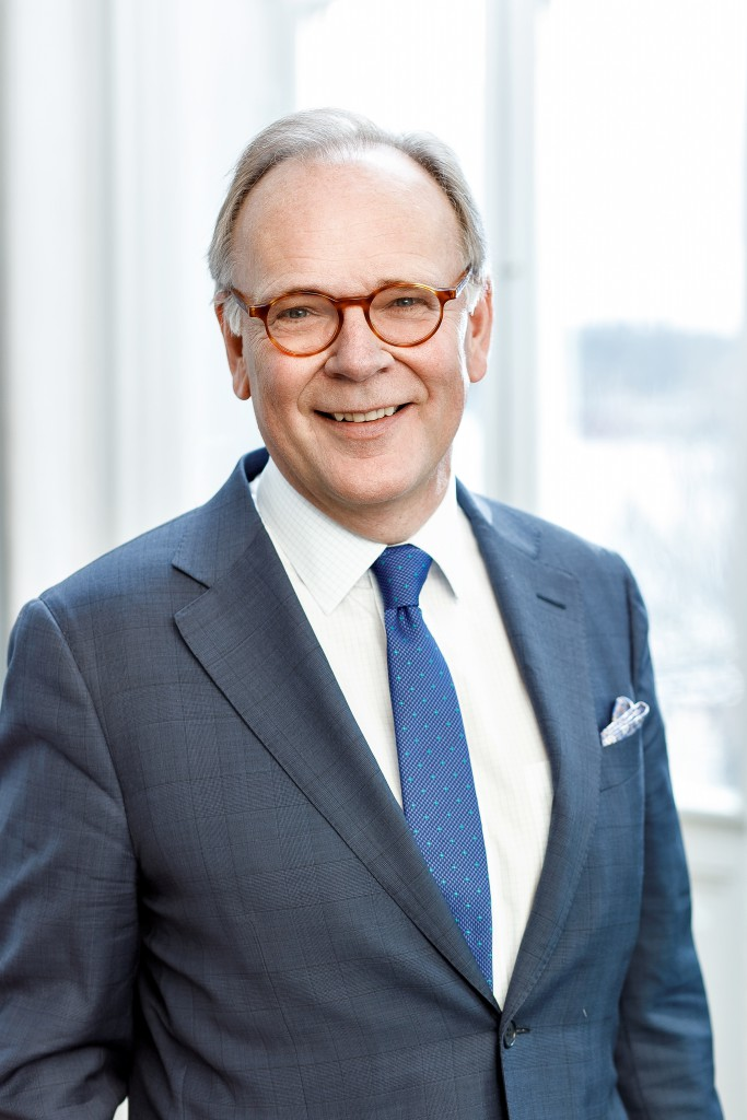 Mats Lindstrand, chairman of the board